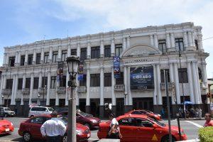 Das Nationaltheater San José