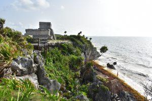 El Castillo Ruinen von Tulum
