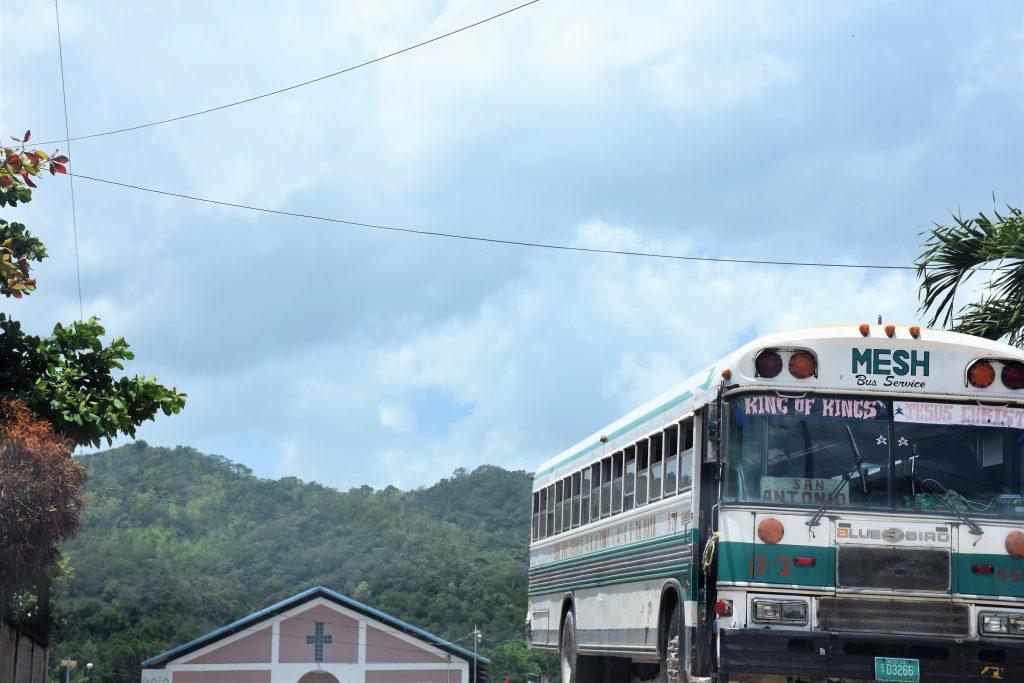 Dörfer Belize