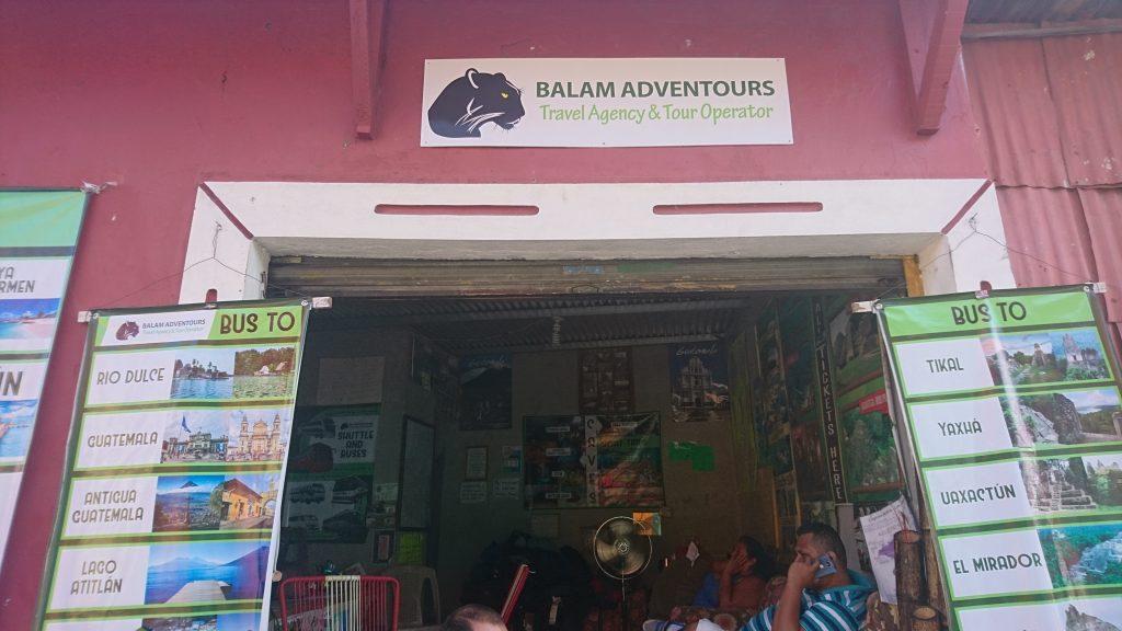 Balam Adventours