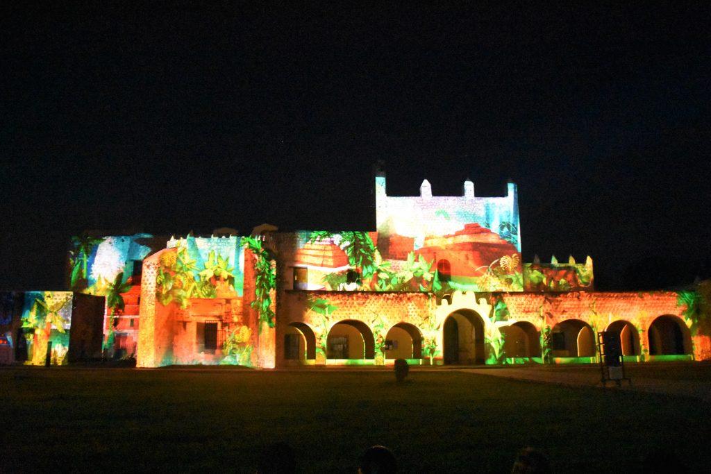 Lichtershow Valladolid