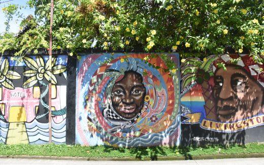 Street Art Garifuna