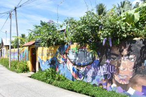 Grafitti Garifuna Livingston