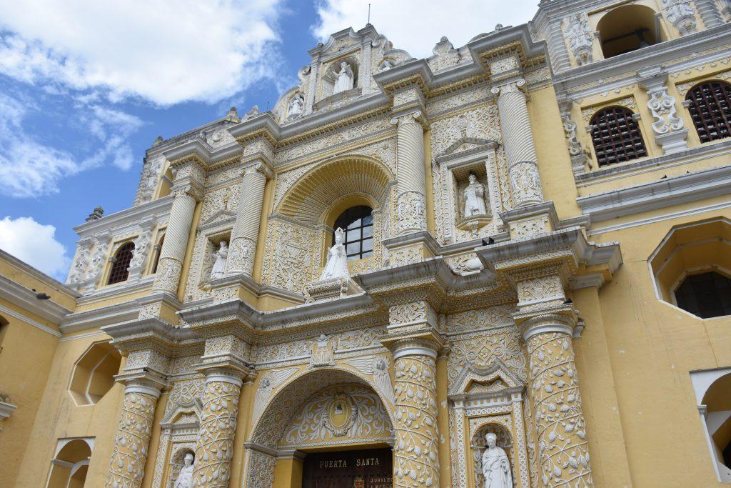 Iglesia La Merced Antigua