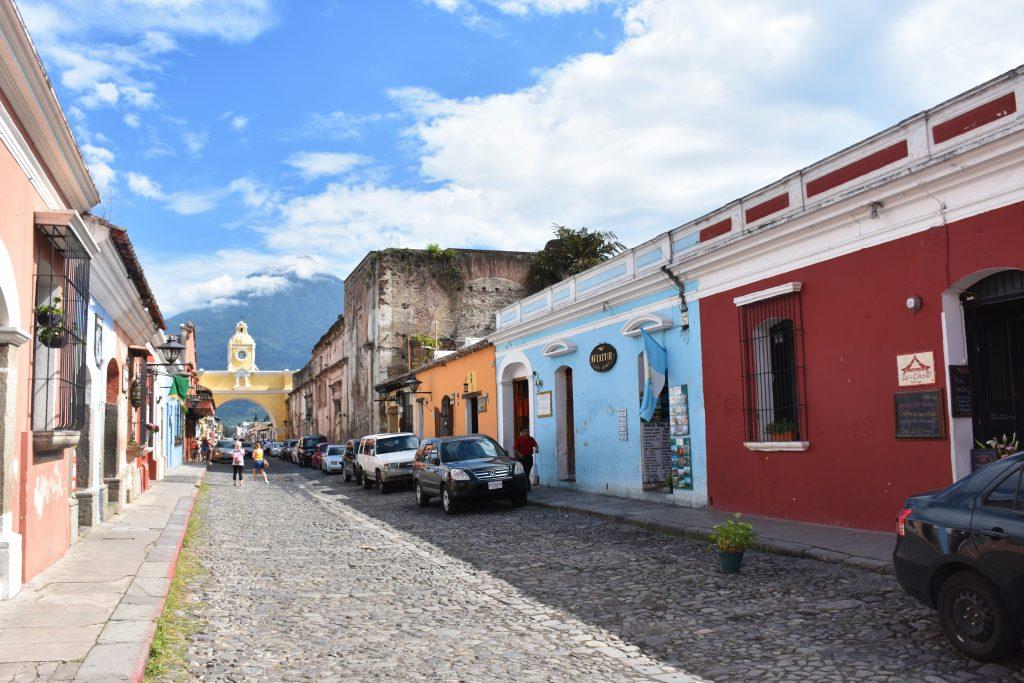 Torbogen Antigua