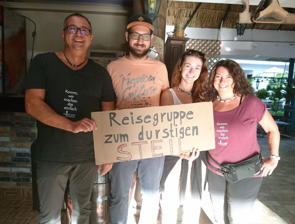Reisegruppe Steil Honduras