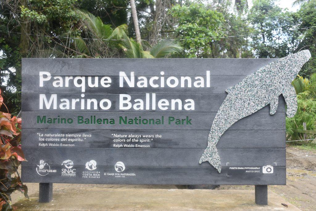 Parque Nacional Ballena Uvita