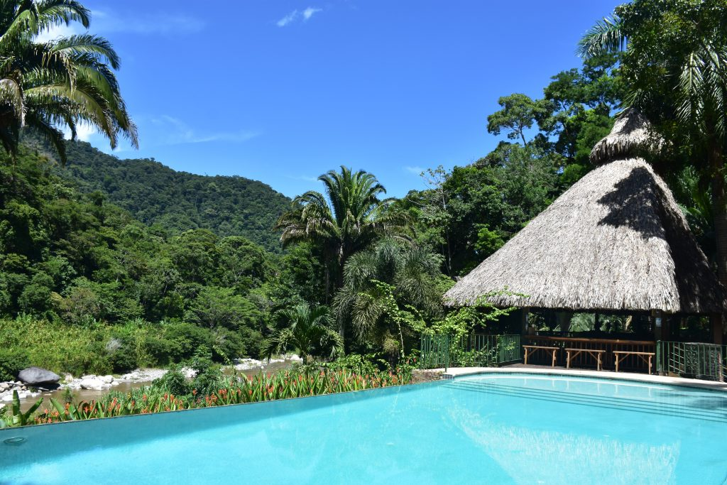 Pool La Ceiba