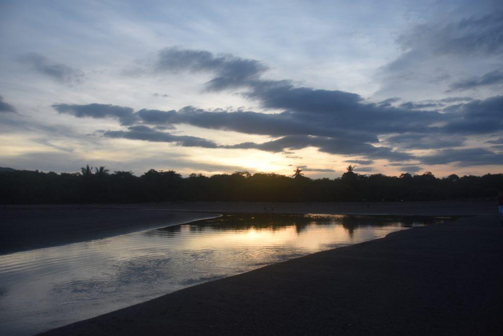 Sonnenaufgang Nicoya
