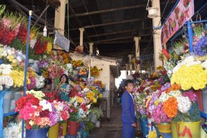Blumen Markt
