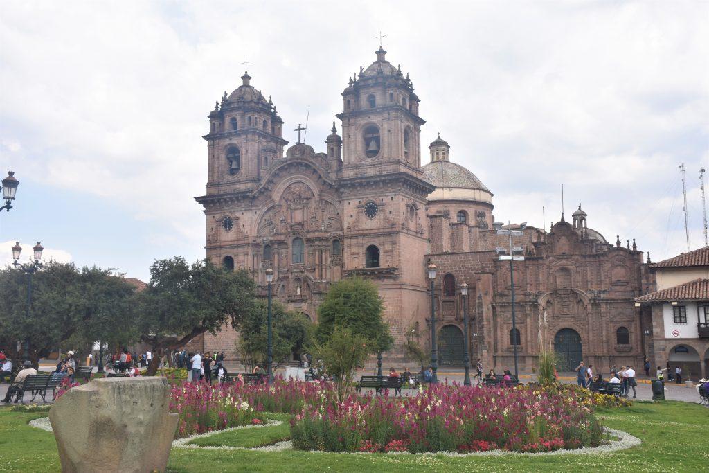 Cusco Jesuitenkirche
