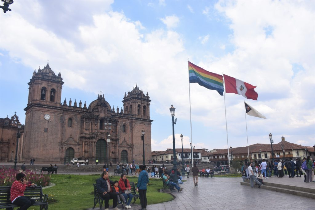 Cusco Kathedrale