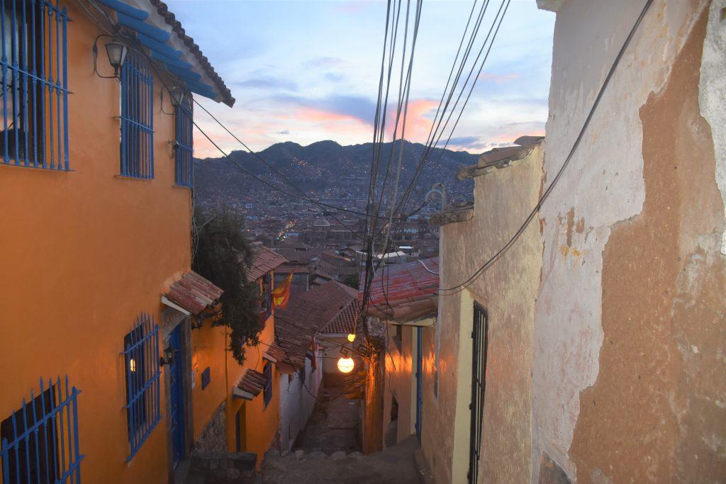 Cusco Limbus