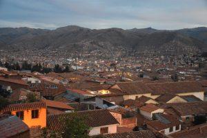 Cusco Nacht