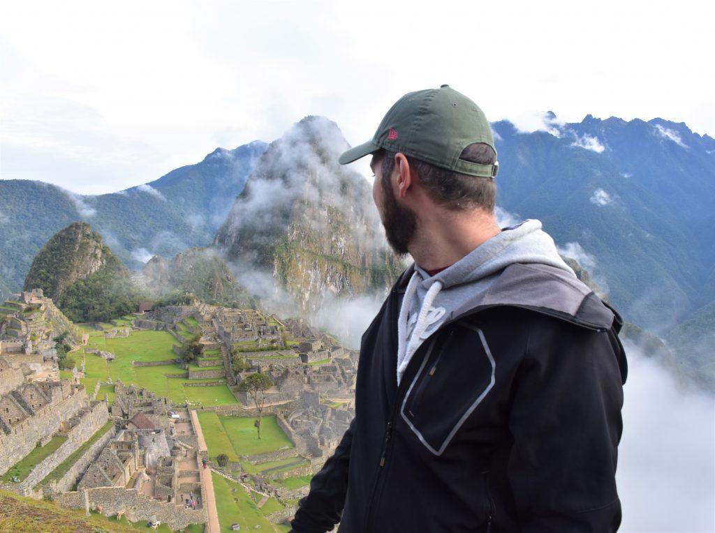 Machu Picchu Markus