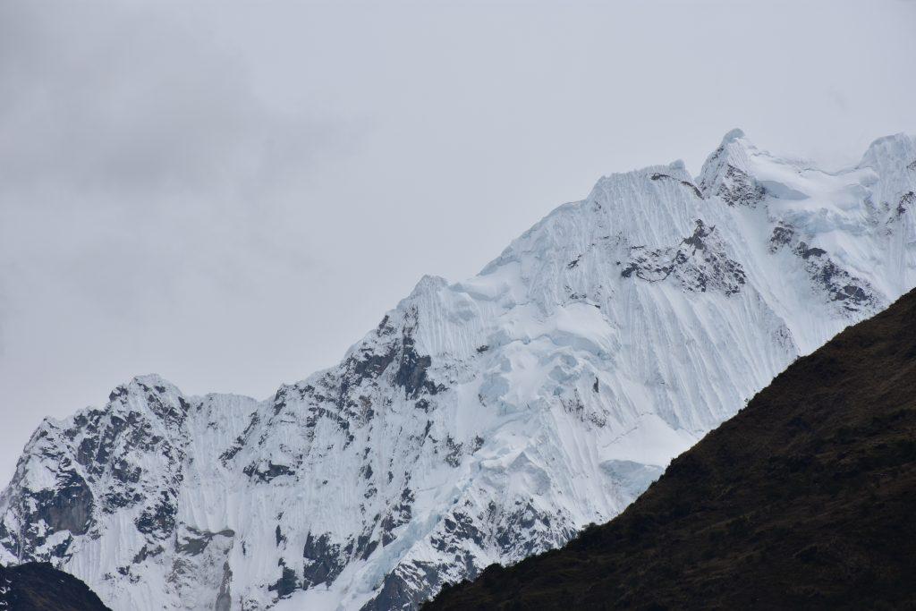 Humantay Gletscher