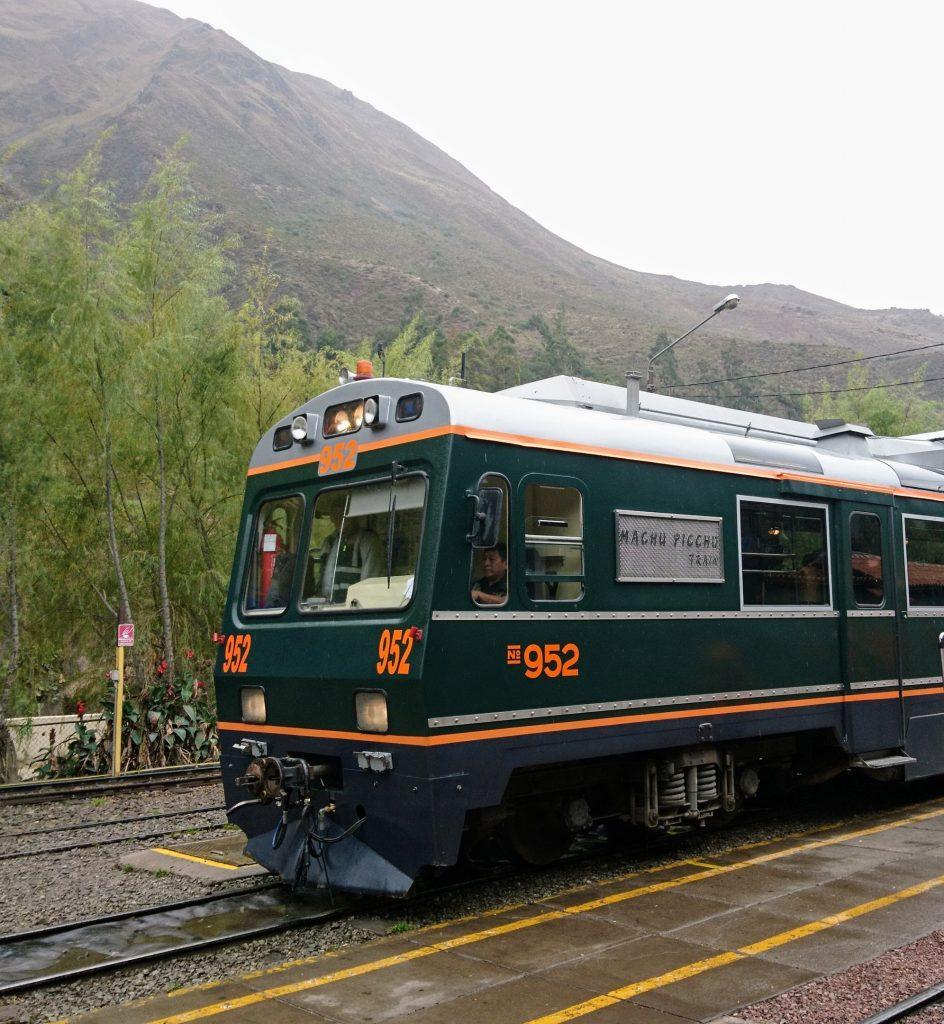 Inca Rail Machu Picchu