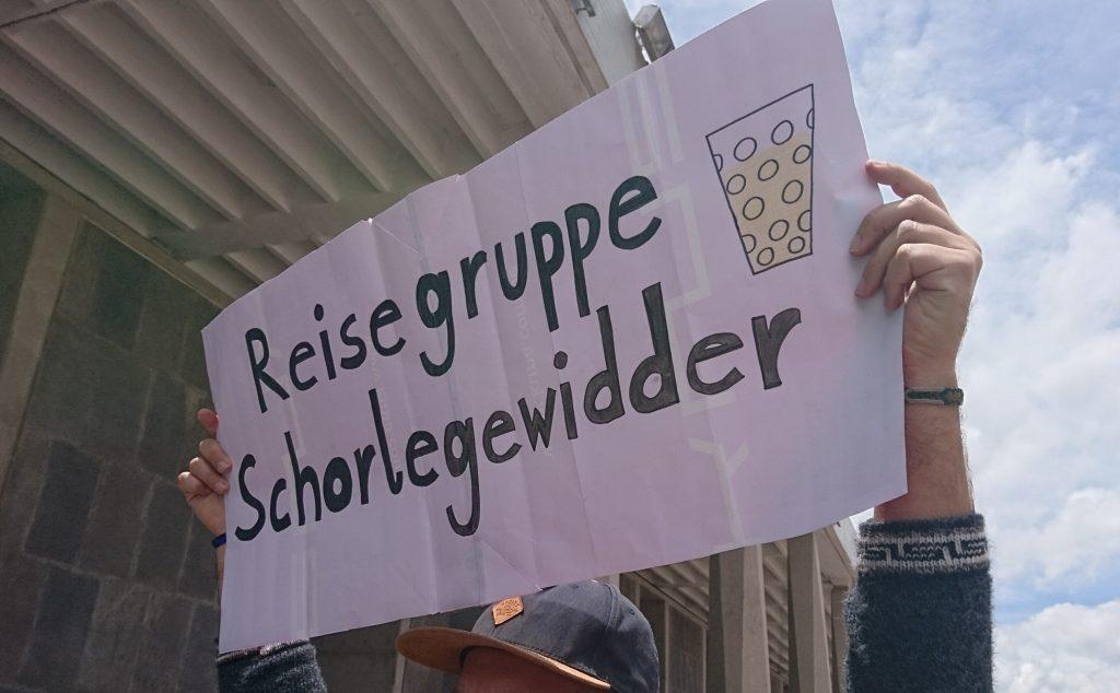 Reisegruppe Schorlegewidder