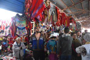 Textilien Markt