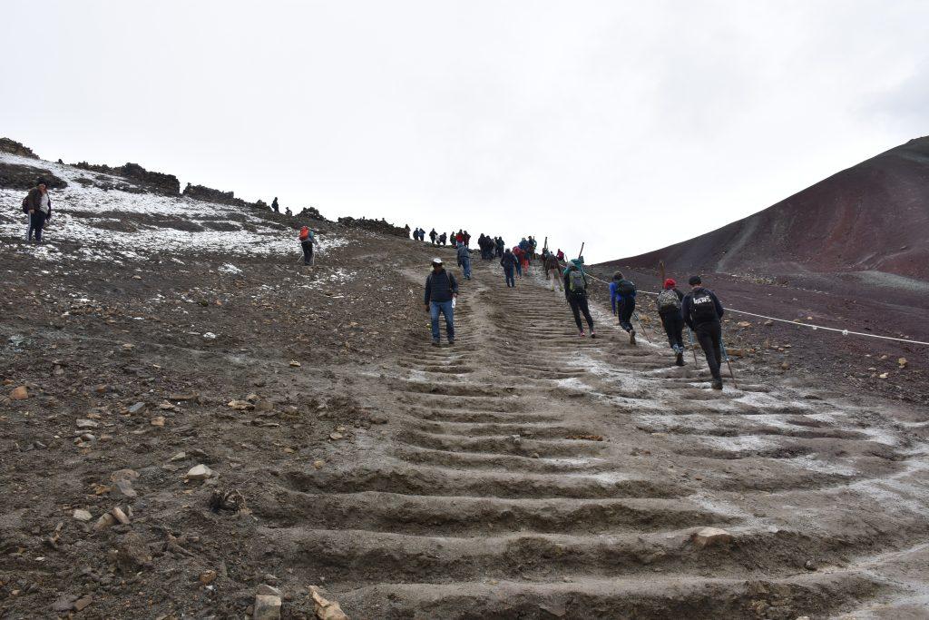 Treppen Aufstieg