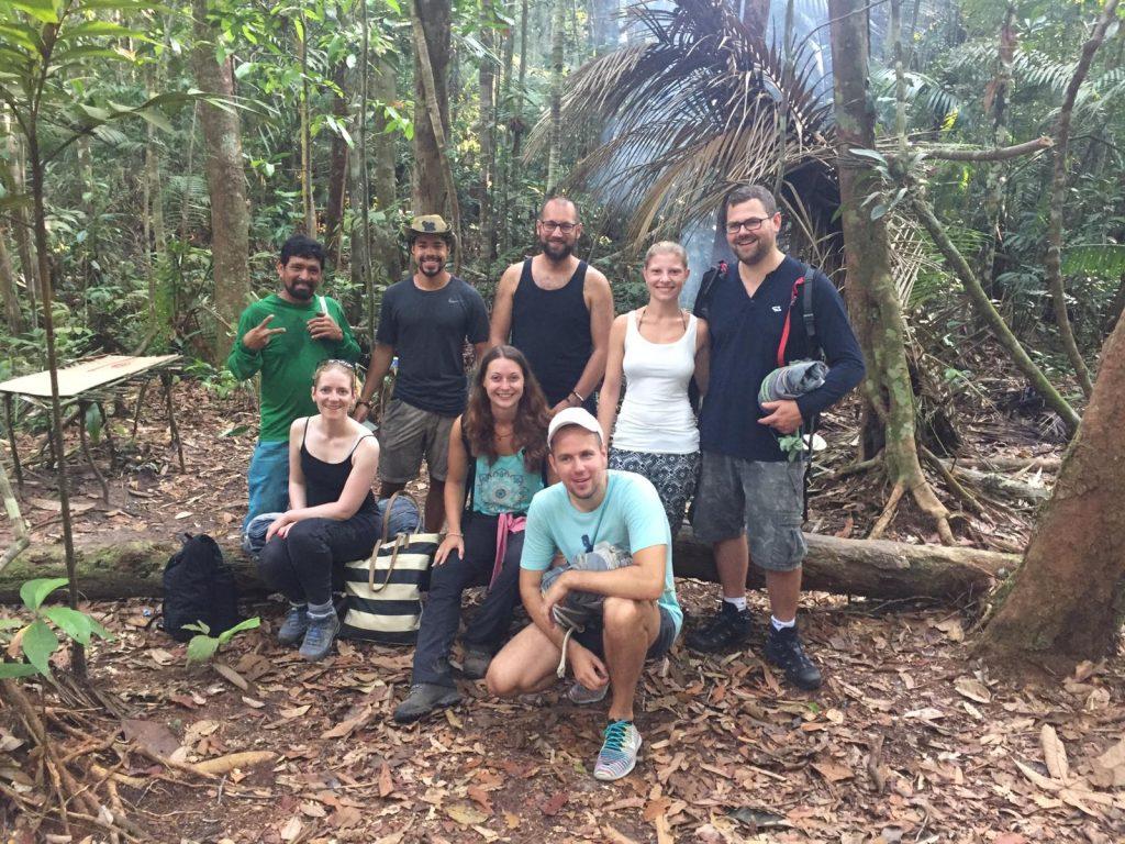 Amazonas Tour Dschungelcamp