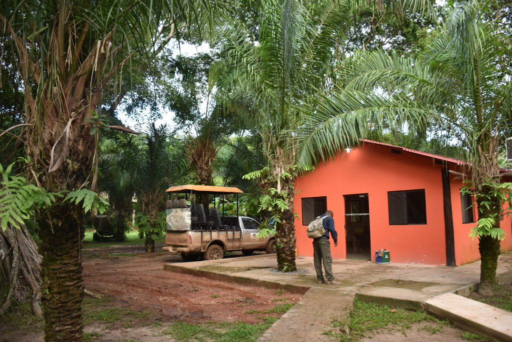 Jaguar Camp Lodge