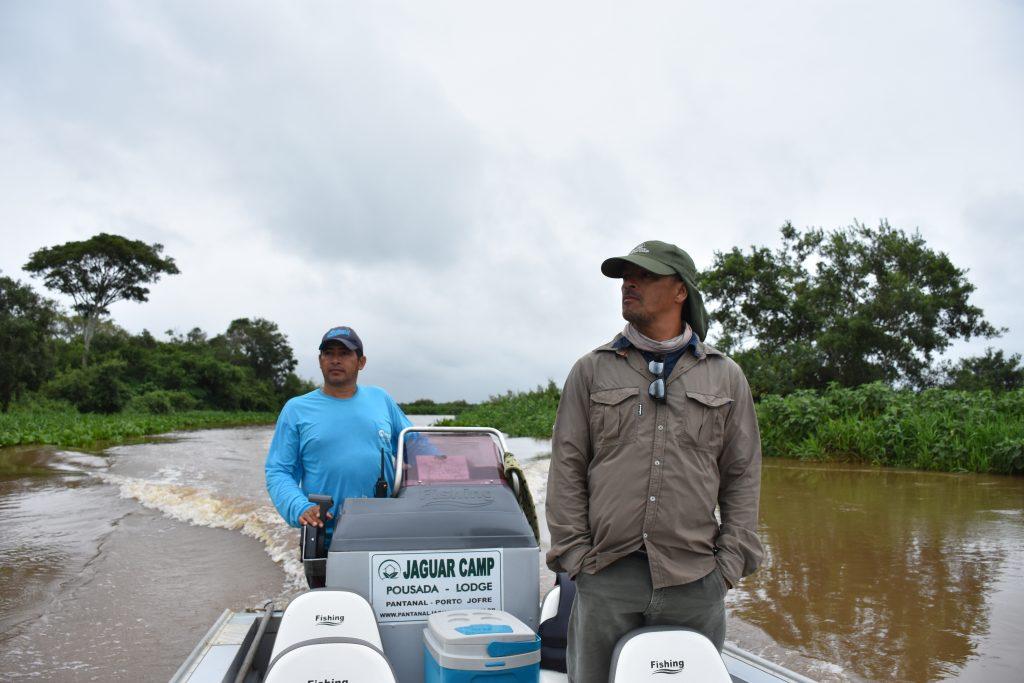 Pantanal Tour Eddy