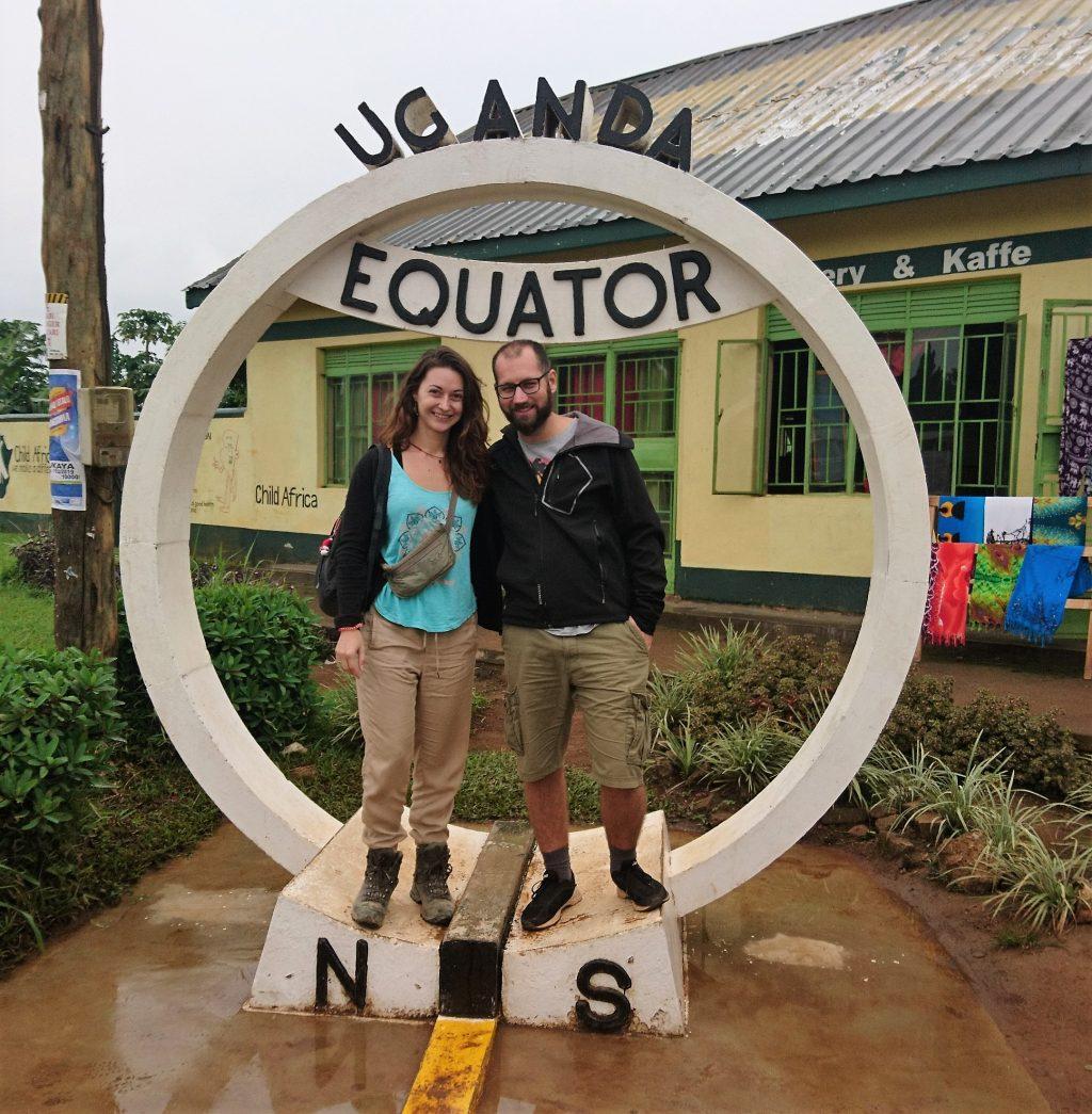 Gorilla Trekking Uganda Äquator