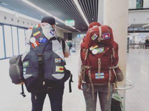 Weltreise Lisa und Markus
