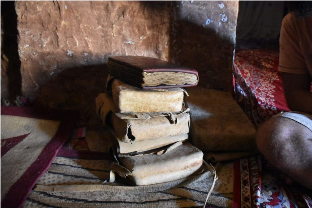 Abuna Yemata Bibeln
