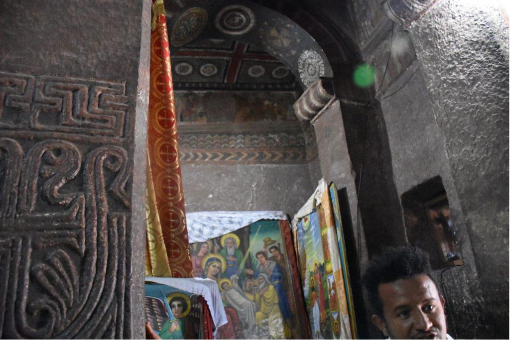 Fresken Bete Maryam