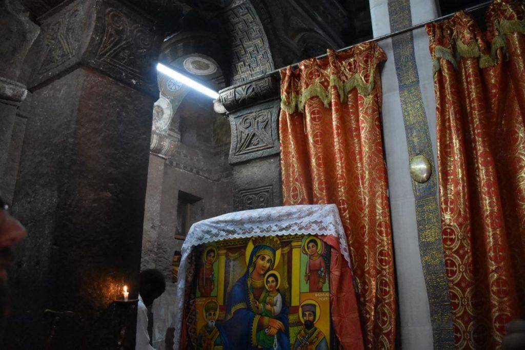 Gemälde Bete Maryam