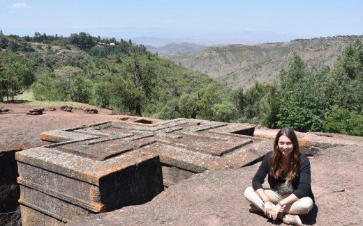 Lisa Felsenkirchen von Lalibela