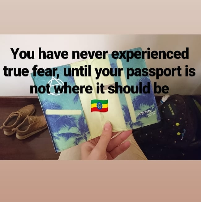 no passport