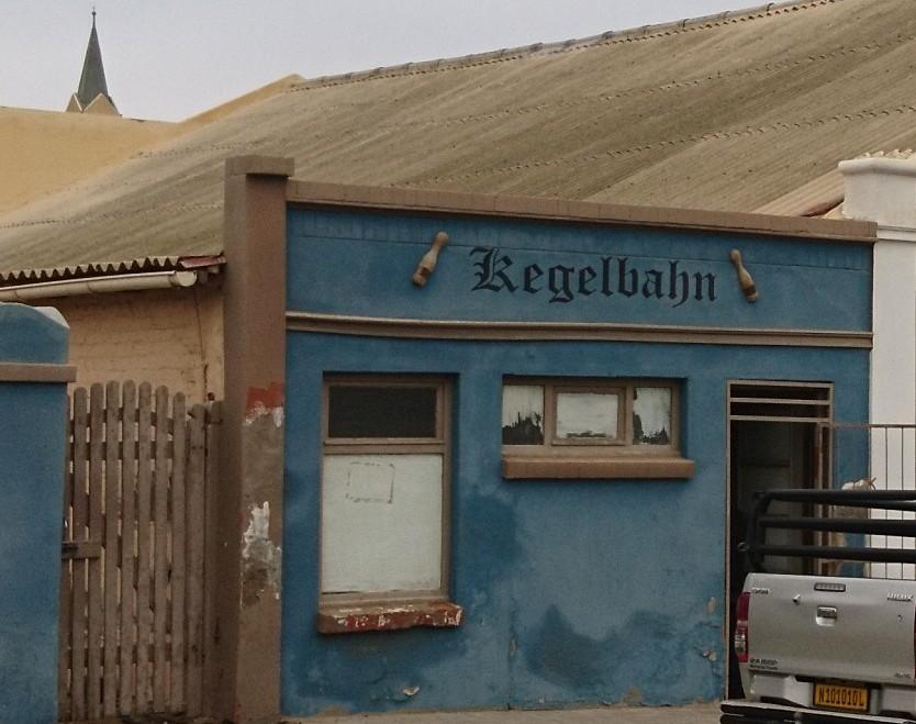Kegelbahn Lüderitz