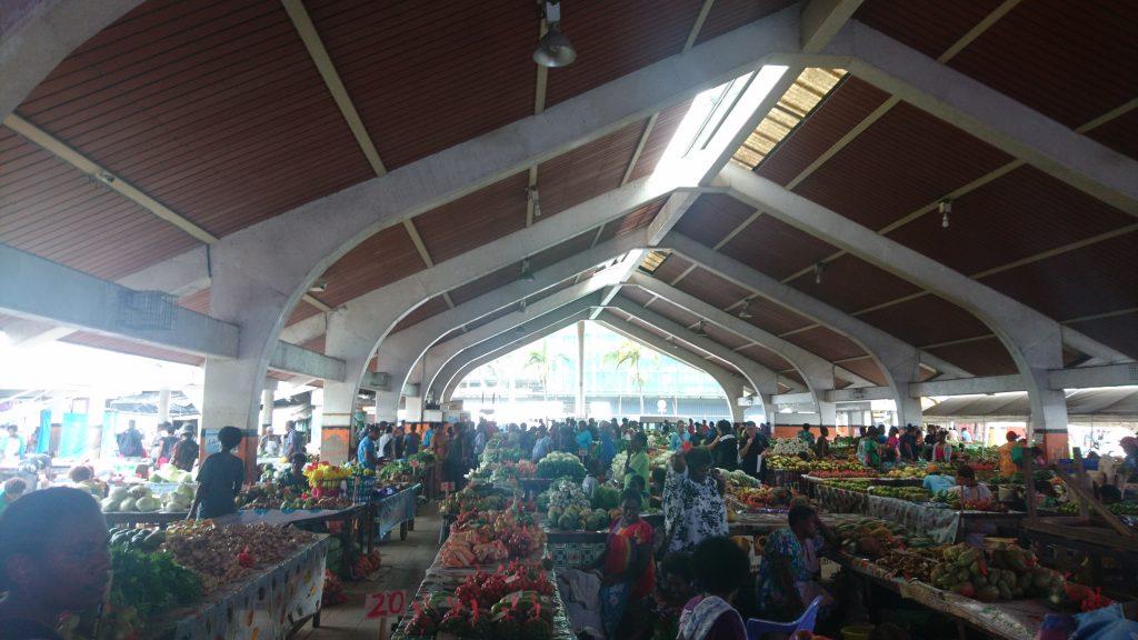 Markthalle Vanuatu