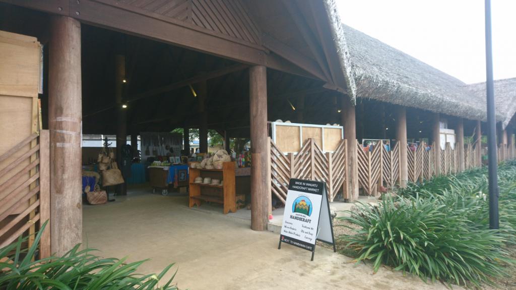Handicraft Market Sehenswürdigkeiten von Vanuatu