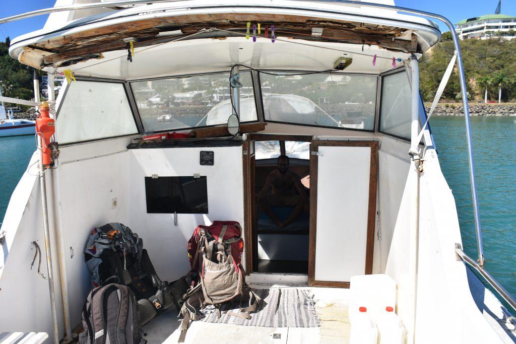Hausboot Noumea