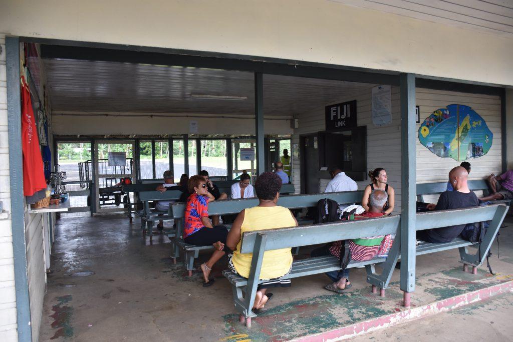 Taveuni Sehenswürdigkeiten Flughafen