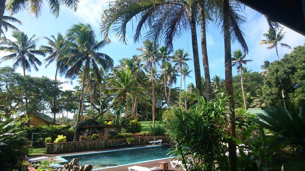 Unterkunft Taveuni