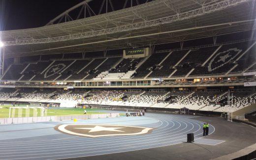 Olympiastadion Rio de Janeiro