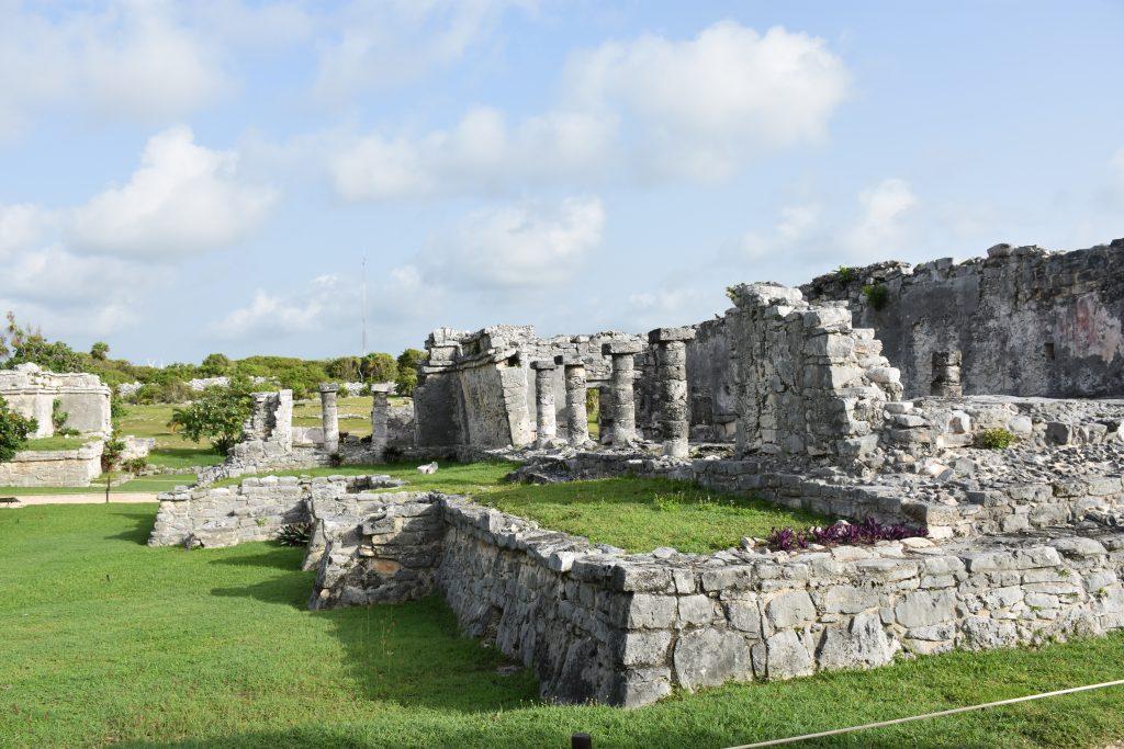 Ruinen von Tulum Arenal