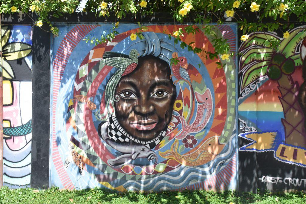 Grafitti Livingston