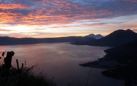 Lago Atitlan Sunrise