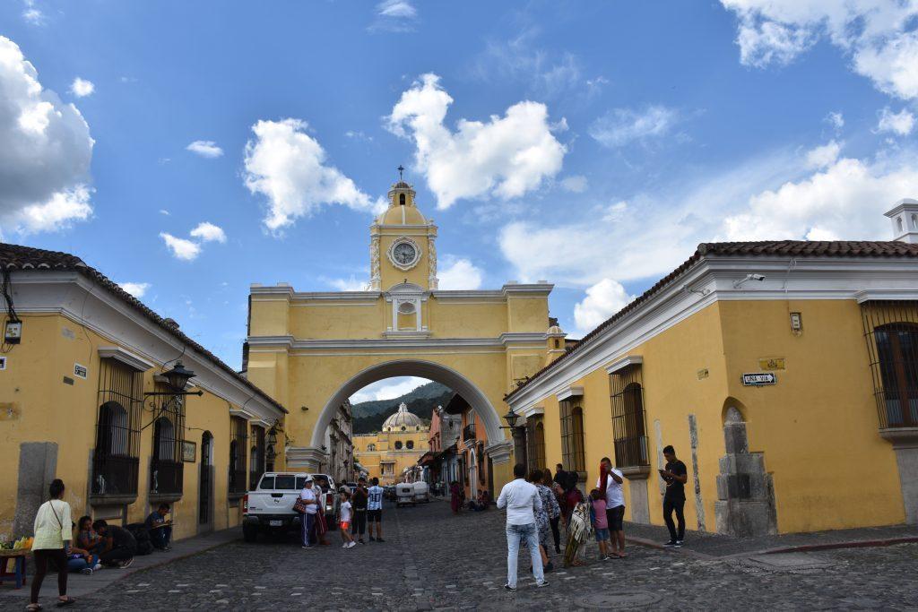 Torbogen Arco Antigua