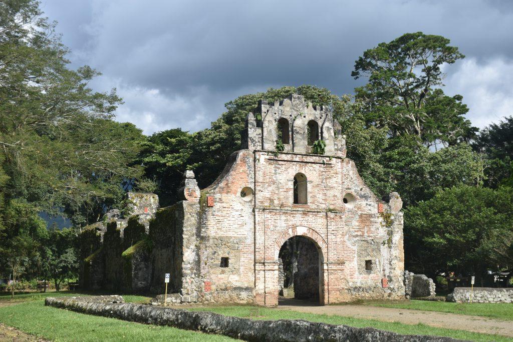 ruina de ujarras