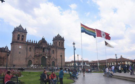 Cusco Kathedrale