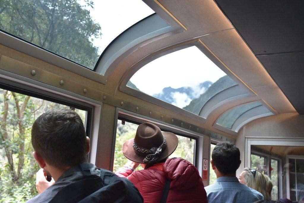 IncaRail Machu Picchu