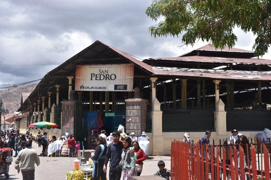 Markt San Pedro
