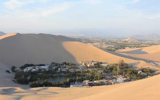 Huacachina Oase